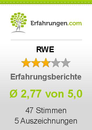 RWE Erfahrungen