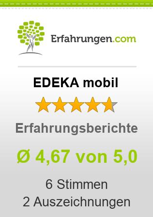 EDEKA mobil Erfahrungen