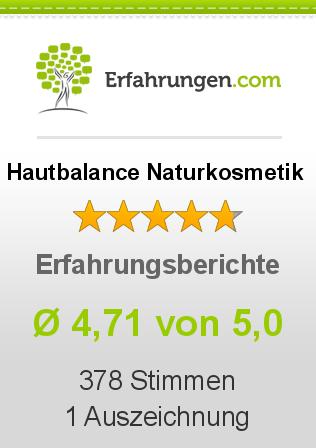 Hautbalance Naturkosmetik Erfahrungen