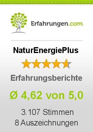 NaturEnergiePlus Erfahrungen