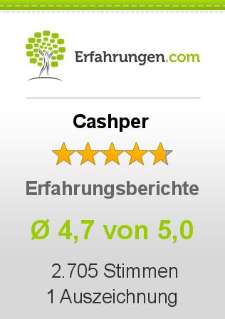 Cashper Erfahrungen