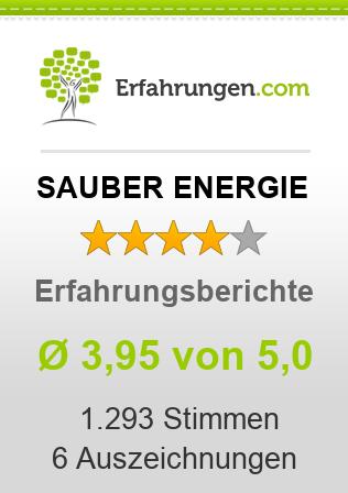 SAUBER ENERGIE Erfahrungen