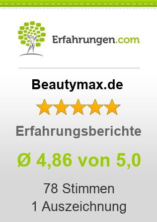 Beautymax.de Bewertungen