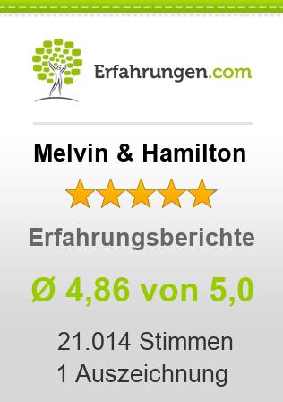 super popular 301cb 1d1a0 ᐅ Melvin & Hamilton Erfahrungen aus 3.478 Bewertungen » 4.8 ...