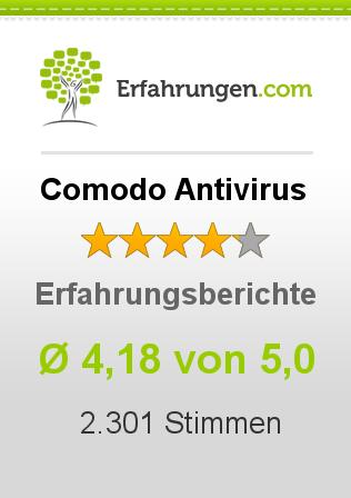 Comodo Antivirus Erfahrungen