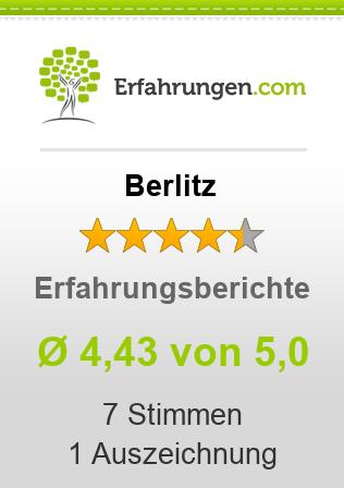Berlitz Erfahrungen
