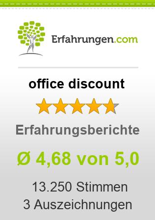 office discount Erfahrungen