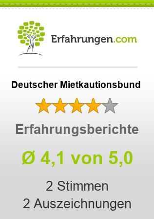 Deutscher Mietkautionsbund Erfahrungen