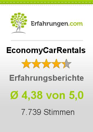 EconomyCarRentals Erfahrungen