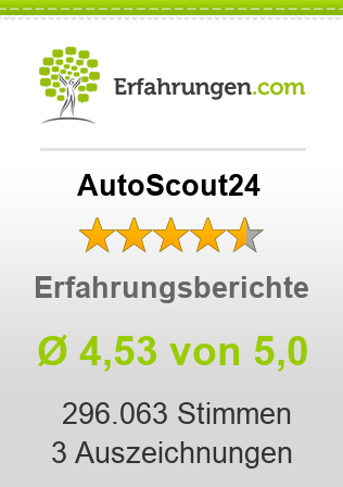 AutoScout24 Erfahrungen