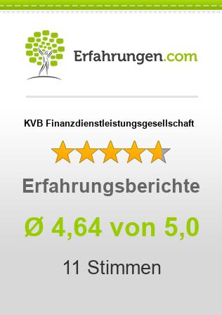 KVB Finanzdienstleistungsgesellschaft Erfahrungen