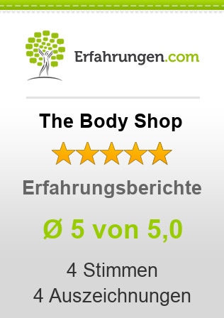 The Body Shop Erfahrungen