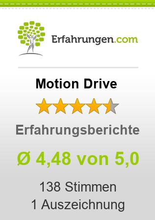 Motion Drive Erfahrungen