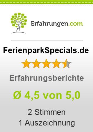 FerienparkSpecials.de Erfahrungen