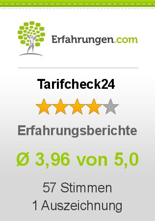 Tarifcheck24 Erfahrungen
