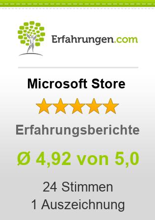 Microsoft Store Erfahrungen