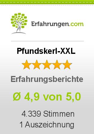 Pfundskerl-XXL Erfahrungen