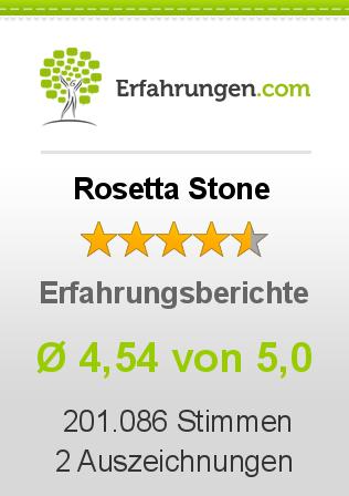 Rosetta Stone Erfahrungen