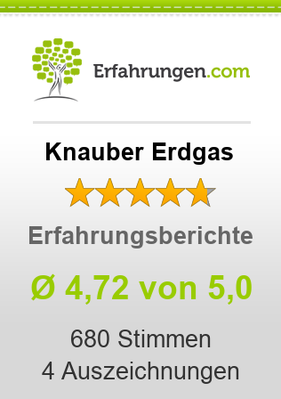 Knauber Erdgas Erfahrungen