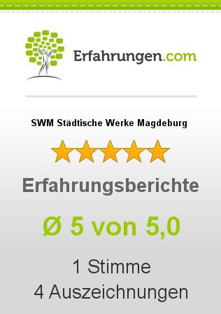 SWM Städtische Werke Magdeburg Erfahrungen