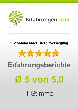 SEV Sömmerdaer Energieversorgung Erfahrungen