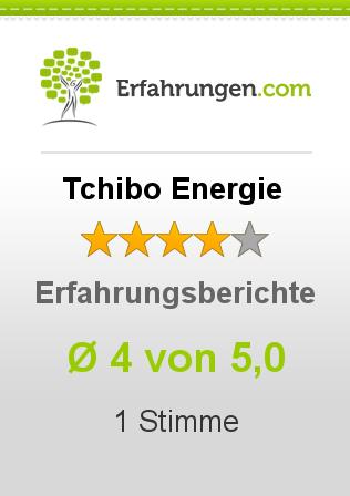 Tchibo Energie Erfahrungen