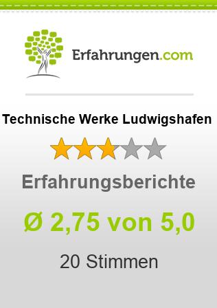 Technische Werke Ludwigshafen Erfahrungen