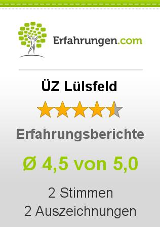 ÜZ Lülsfeld Erfahrungen