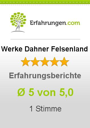Werke Dahner Felsenland Erfahrungen