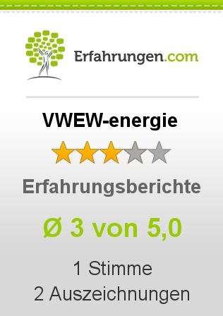 VWEW-energie Erfahrungen