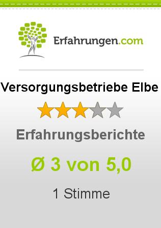 Versorgungsbetriebe Elbe Erfahrungen