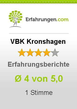 VBK Kronshagen Erfahrungen