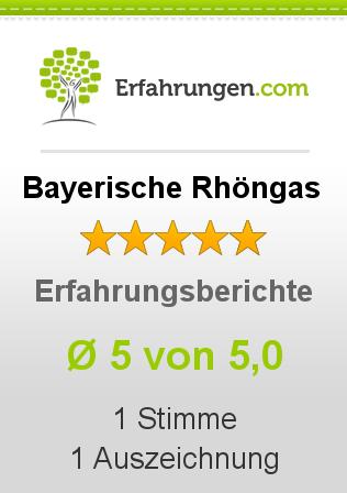 Bayerische Rhöngas Erfahrungen