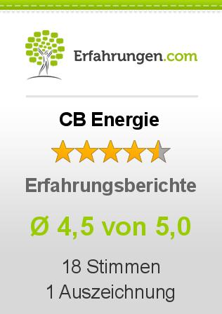 CB Energie Erfahrungen