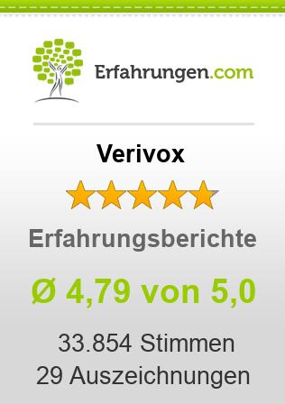 VERIVOX Erfahrungen