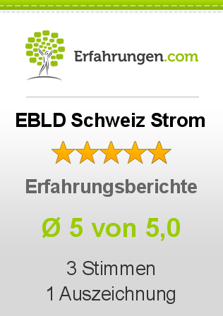 EBLD Schweiz Strom Erfahrungen