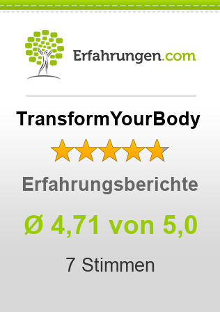 TransformYourBody im Test