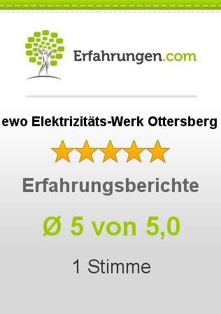 ewo elektrizit ts werk ottersberg erfahrungen aus 1 bewertungen 5 5 im test. Black Bedroom Furniture Sets. Home Design Ideas