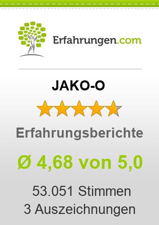 JAKO-O Erfahrungen
