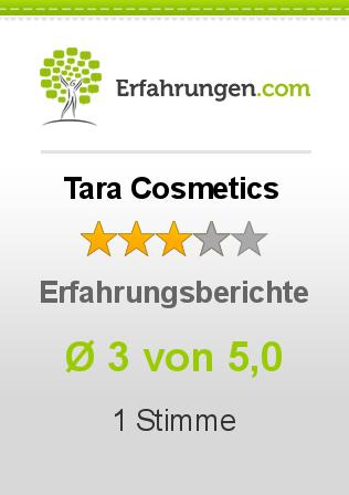 Tara Cosmetics Erfahrungen