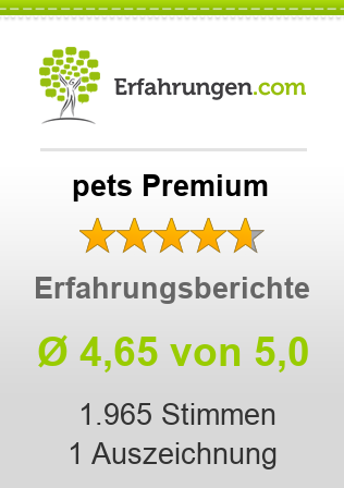 pets Premium Erfahrungen