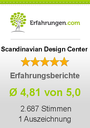 Scandinavian Design Center Erfahrungen