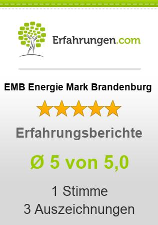 EMB Energie Mark Brandenburg Erfahrungen