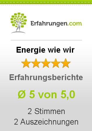 Energie wie wir Erfahrungen