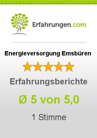 Energieversorgung Emsbüren Erfahrungen