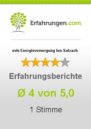 evis Energieversorgung Inn-Salzach Erfahrungen