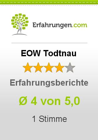 EOW Todtnau Erfahrungen