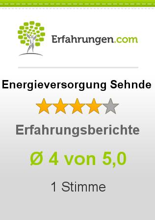 Energieversorgung Sehnde Erfahrungen