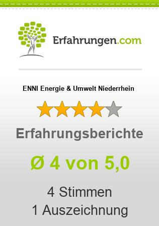 ENNI Energie & Umwelt Niederrhein Erfahrungen