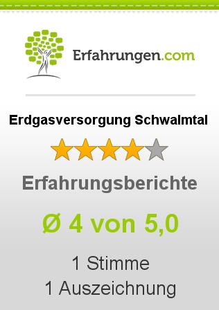 Erdgasversorgung Schwalmtal Erfahrungen